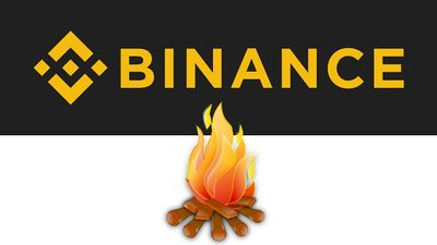 Coin burn BNB Binance coin
